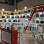 غرفه نمایشگاهی شرکت رایا چرم
