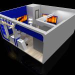غرفه سازی ارزان