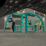 غرفه سازی شرکت داروئی امرتات