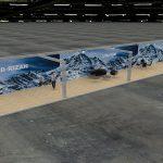 ساخت غرفه شرکت سردریزان