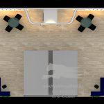 غرفه نمایشگاهی تهویه آذر باد