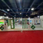 ساخت غرفه شرکت ت پلی پارس