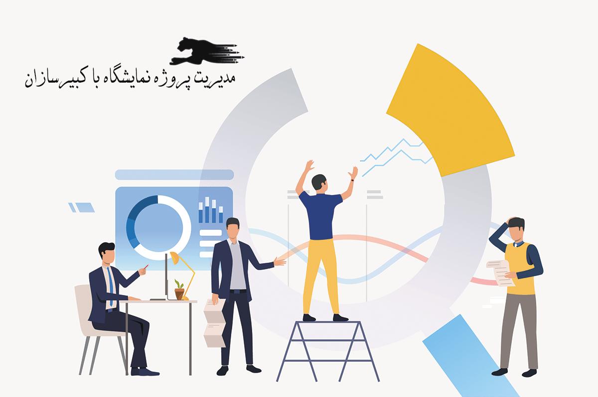 مدیریت پروژه نمایشگاه